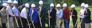 Ground-breaking-In Leesburg, FL Development