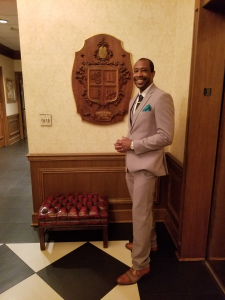 Demetrius L. Brown Member at the [Exclusively] Private University Club Of Tampa.