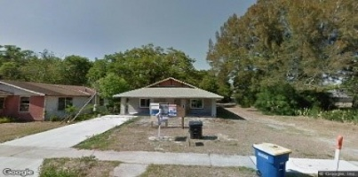 ") SFH 912 Seminole St Clearwater. 3/2 1,300 Sq. Ft ""New!"""