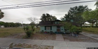 SFH 1207 N Garden AVE Clearwater. 3/2 1,168 SQ FT