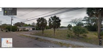 Vacant Lot 1211 N Garden Ave, Clearwater. 58 X 100= 5,800 total land SQ FT.  Rare Corner Lot