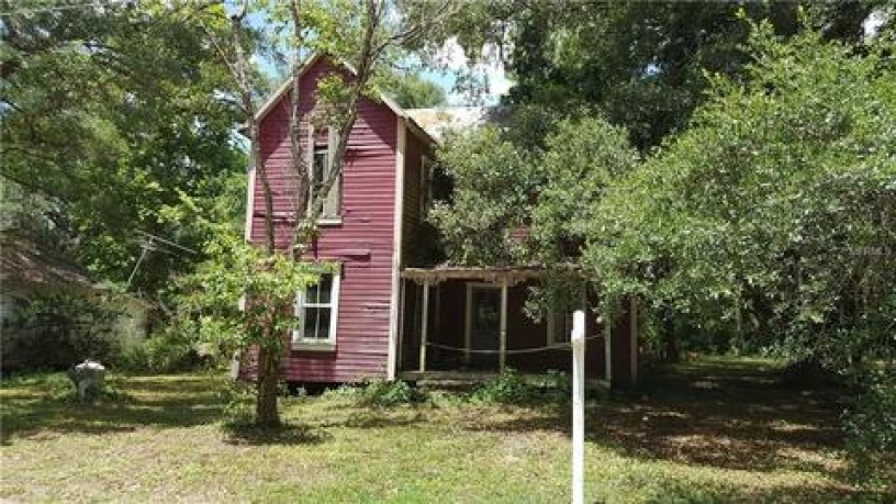 Photo of 17415 Sweetwater RD Dade City Florida outside front